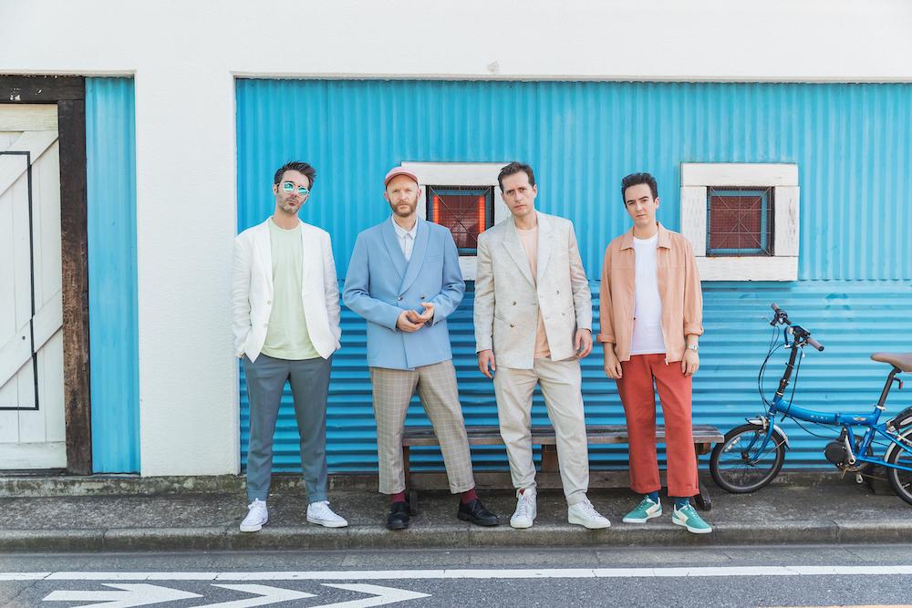 PREPの3rd EP「Line by Line」は高い完成度&豪華ゲストの超贅沢な1枚!