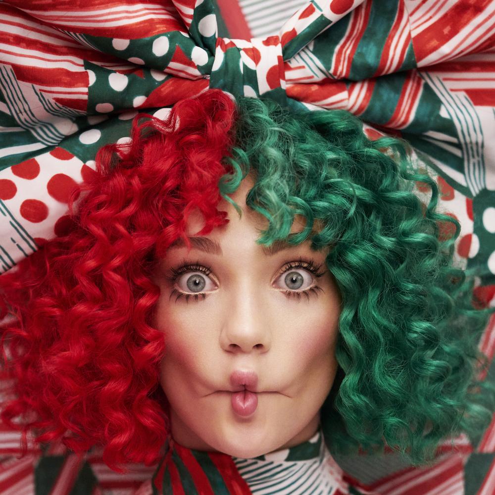 Sia「Everyday Is Christmas」が似合う季節が今年も到来!Sia流のクリスマスアルバム!!
