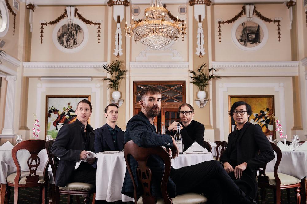 オーストラリアのオルタナロックバンドBirds of Tokyoが6th AL「Human Design」をリリース!