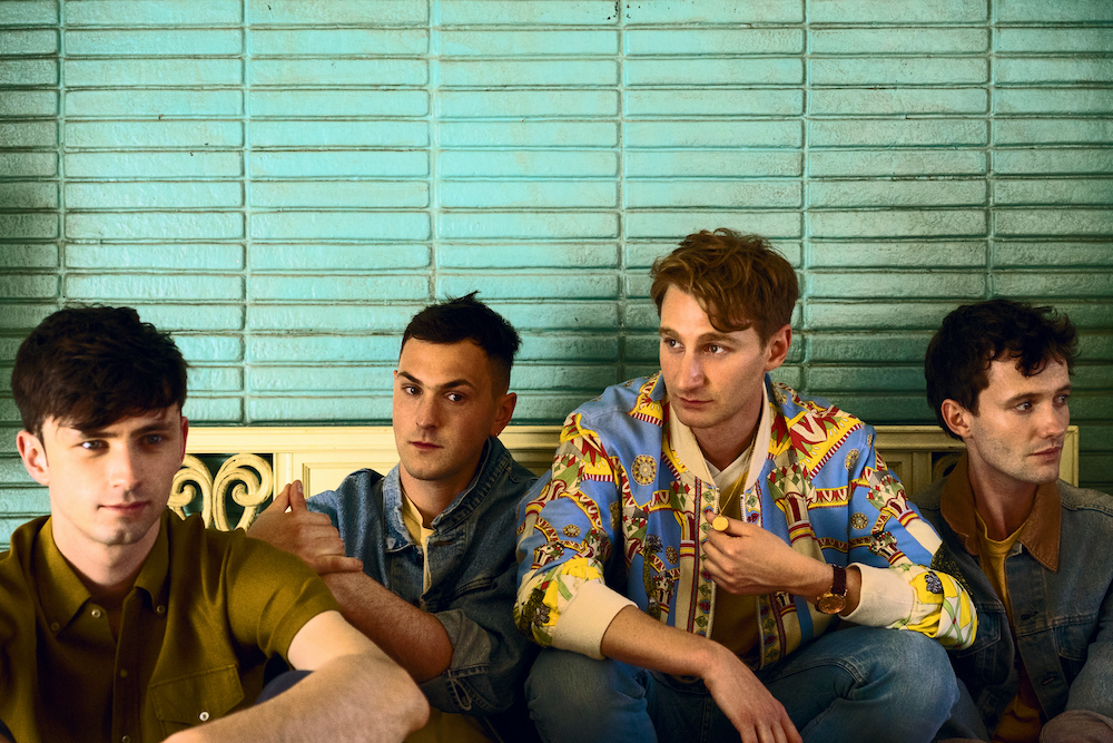 Glass Animalsが3rdAL「Dreamland」をリリース!タイトル曲のMVはZOOMで撮影!