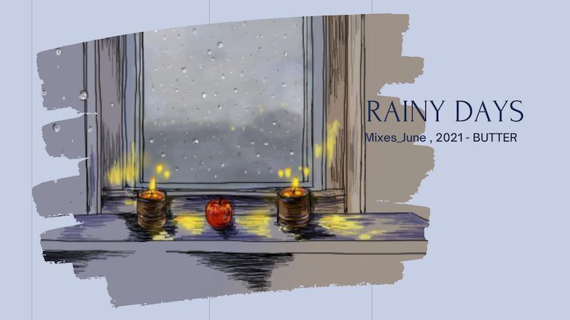 雨の日におすすめのプレイリスト【Mixes】June , 2020