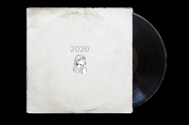 2020年 個人的マイベスト・アルバム! by Sae