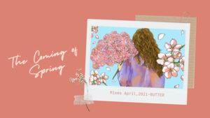 春におすすめのプレイリスト【Mixes】April , 2021